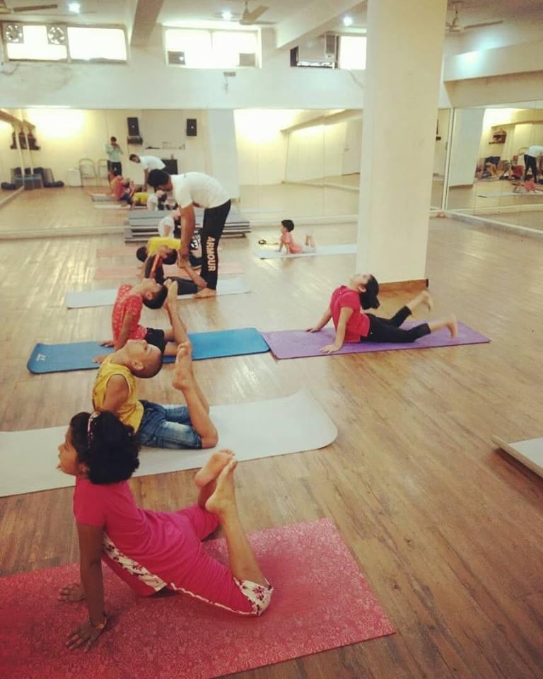 yoga classes in gurgaon