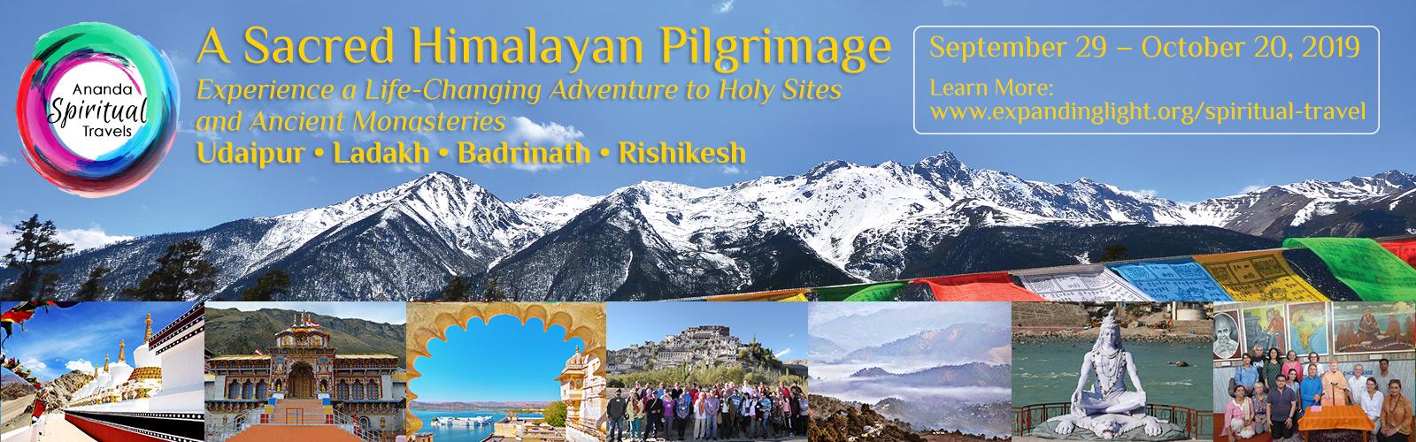 Sacred Himalayan Pilgrimage-Ananda