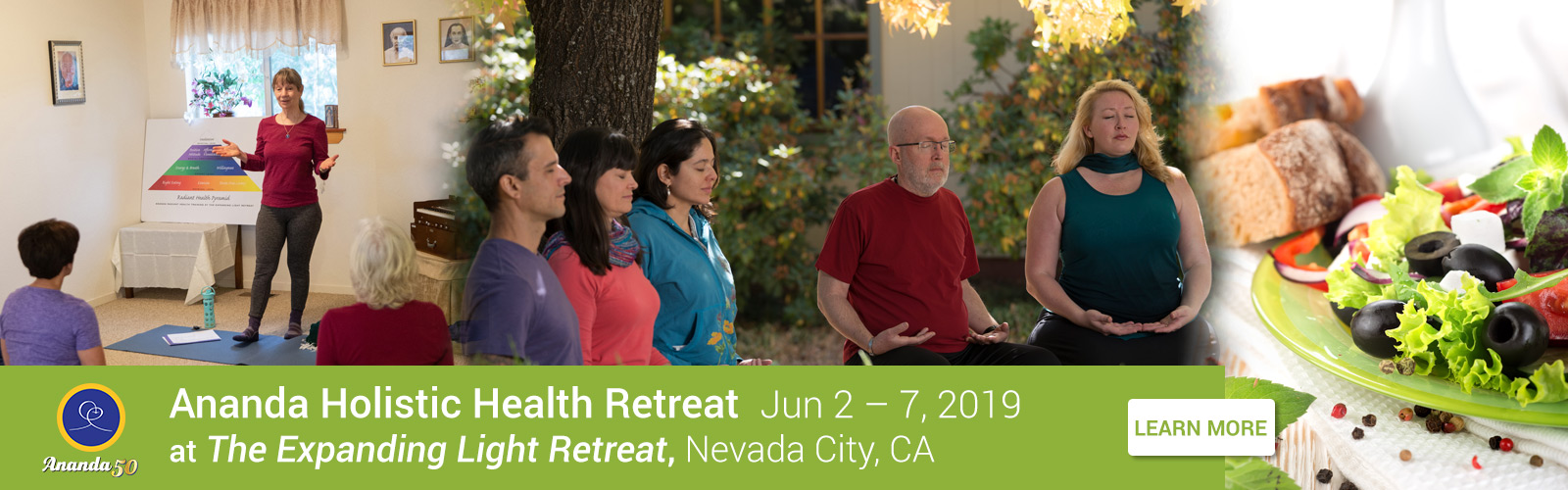 Ananda Holistic Health Retreat